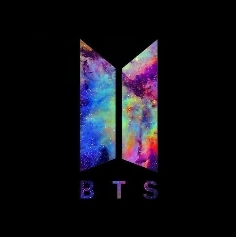 Galaxy Bts Logo Wallpaper Iphone Wallpapershit