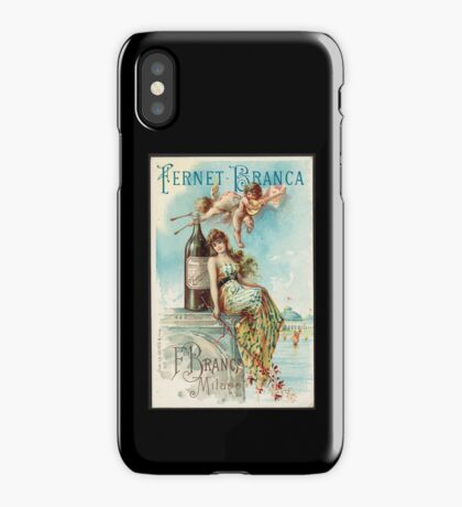 Fernet iPhone Case