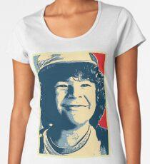 dustin Women's Premium T-Shirt
