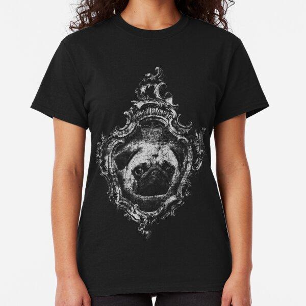 Pug Frame Classic T-Shirt