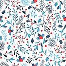 Christmas Pattern by zoljo