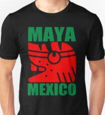 MAYA MEXICO Unisex T-Shirt