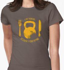 Brigitte Women's Fitted T-Shirt