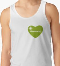 Michael Kold ❤ (Green) Tank Top