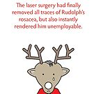 Unemployed Rudolph by samedog