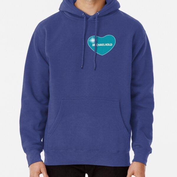 Michael Kold ❤ (Blue) Pullover Hoodie