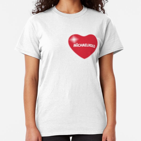 Michael Kold ❤ (Red) Classic T-Shirt