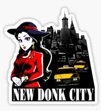 Super Mario Odyssey - New Donk City Sticker
