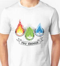 Pokemon - You Choose Unisex T-Shirt