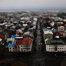 Reykjavik - 1 by Perggals© - Stacey Turner