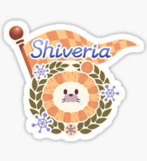 Super Mario Odyssey - Shiveria Sticker Sticker