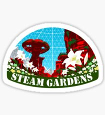 Super Mario Odyssey - Steam Gardens Sticker Sticker