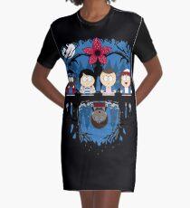 Fremder Park T-Shirt Kleid