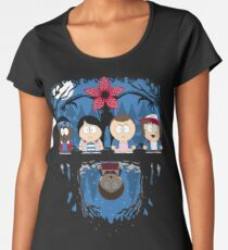 Stranger Park Women's Premium T-Shirt