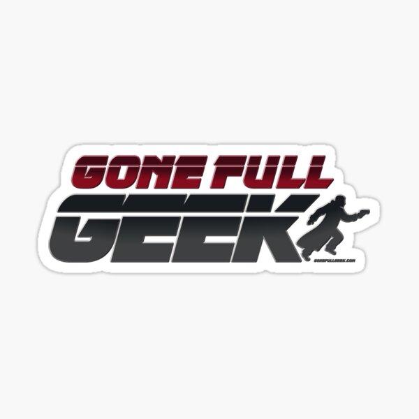 """GoneFullGeek """"Blade Runner"""" Sticker"""