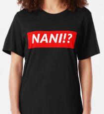 Camiseta ajustada NANI?
