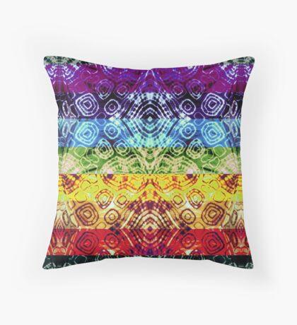 Zen Toute Bagaille Throw Pillow