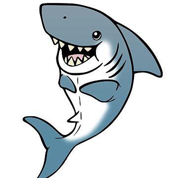 Joyjoy Shark Tiburoncito supergordito by nyctherion
