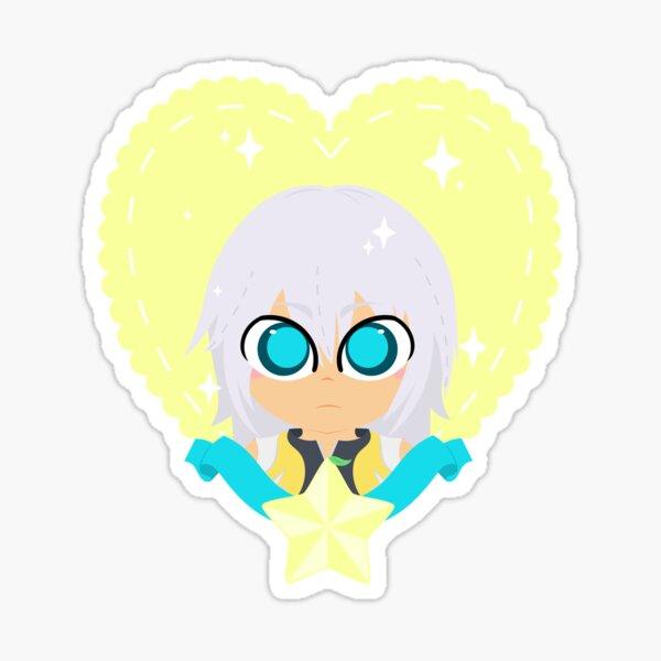 Kingdom Hearts - Riku Sticker
