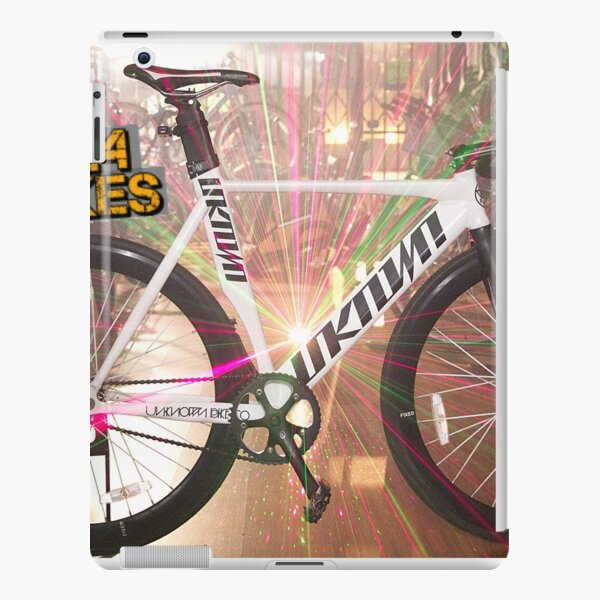 Unknown Singlulary Fixie BIke track Bicycle  iPad Snap Case