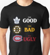 The Good, The Bad, The Ugly -- NHL Version T-Shirt