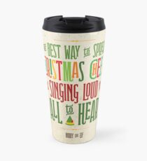 Buddy the Elf - Christmas Cheer Travel Mug
