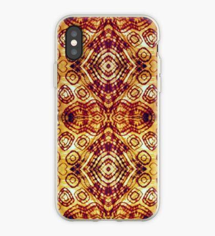 Zen I Am Sacral Flow  iPhone Case