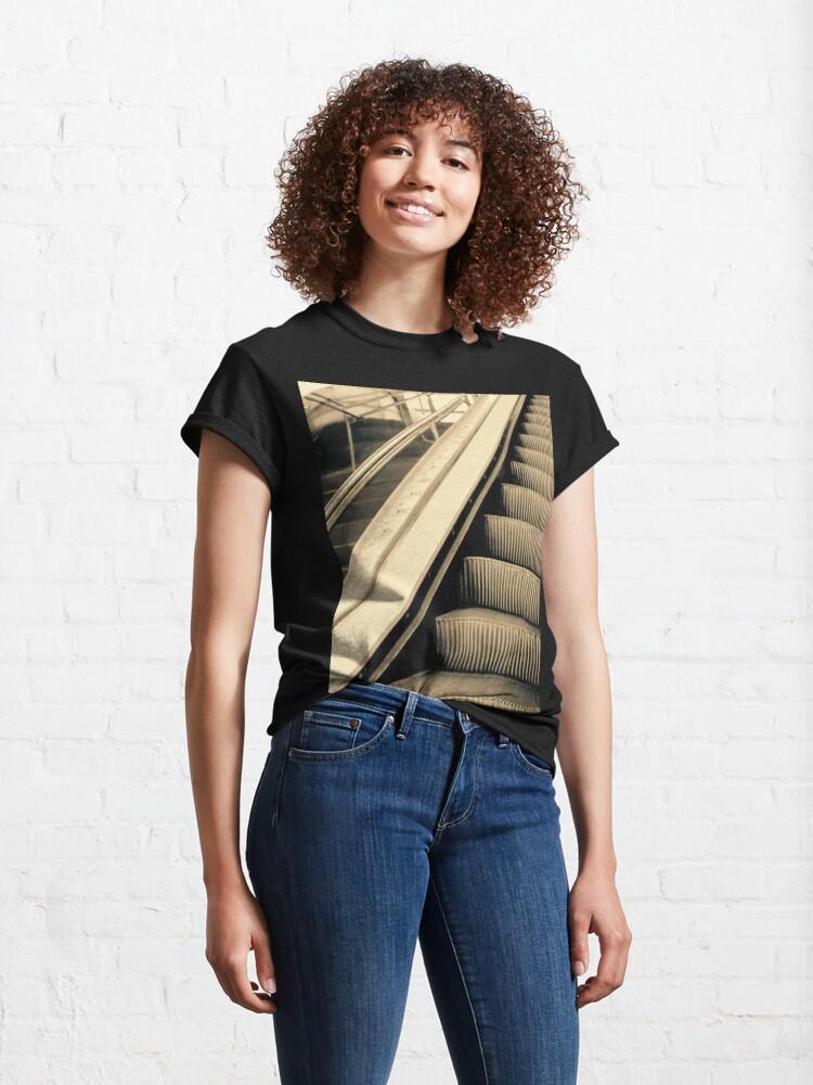 Alternate view of Escaleras Classic T-Shirt