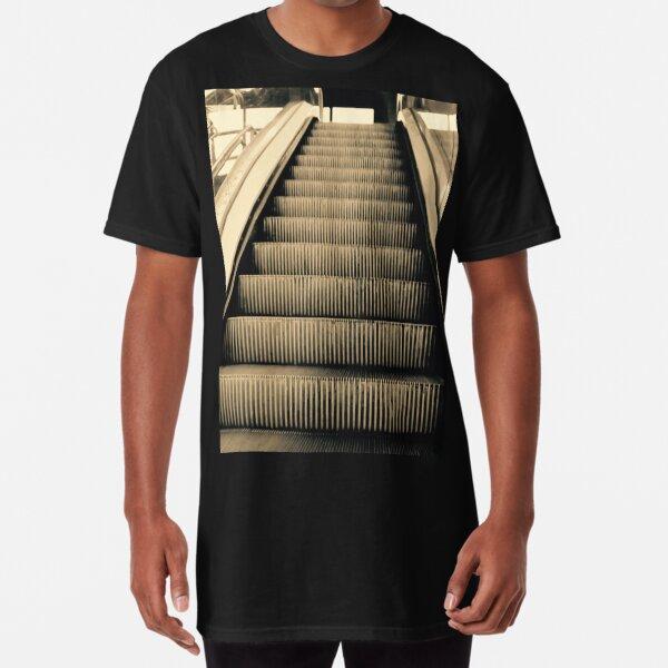 Escaleras Camiseta larga