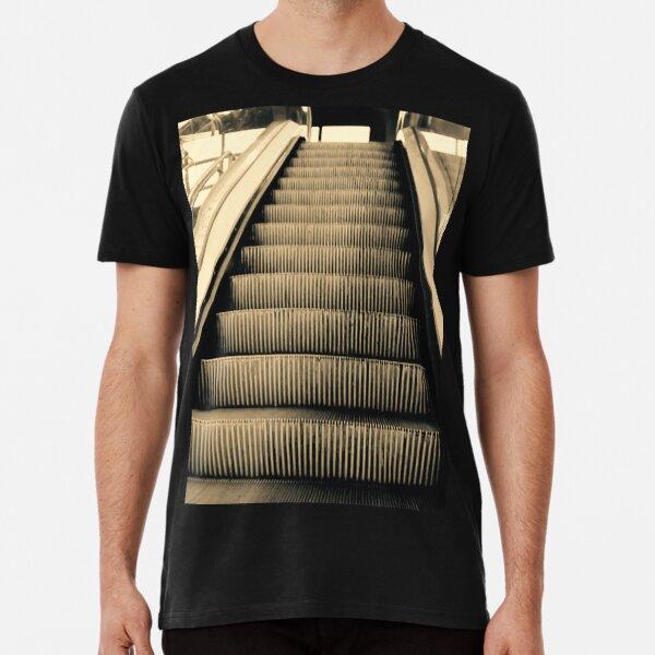 Escaleras Camiseta premium