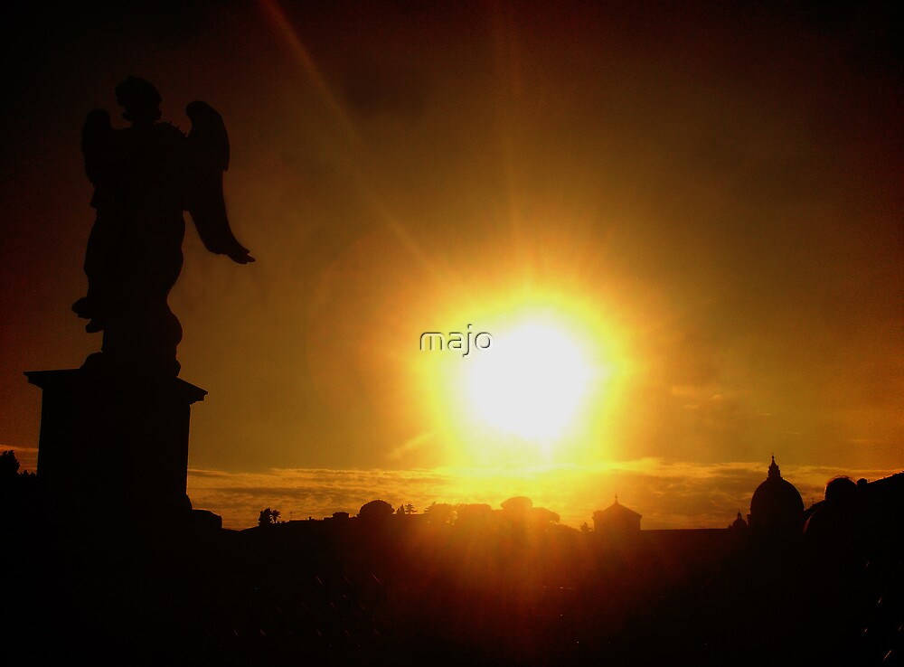 Rome by majo