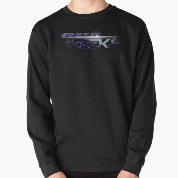 "GoneFullGeek ""Perfect Dark"" Pullover Sweatshirt"