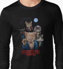 Strange Fur Things Long Sleeve T-Shirt