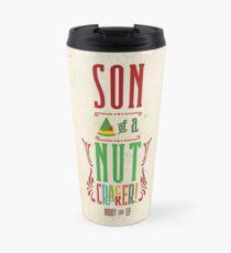 Buddy the Elf - Son of a Nutcracker! Travel Mug