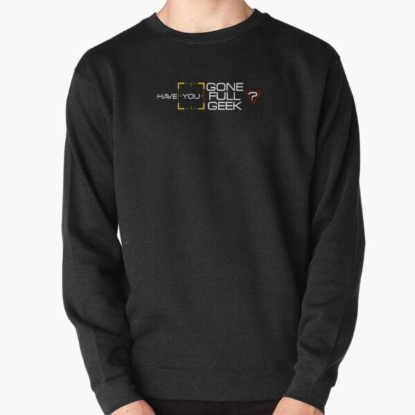 "GoneFullGeek ""Person of Interest"" Pullover Sweatshirt"