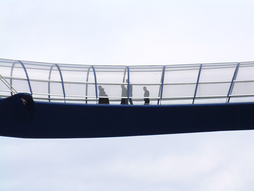 'The Skybridge' by Mike O'Brien