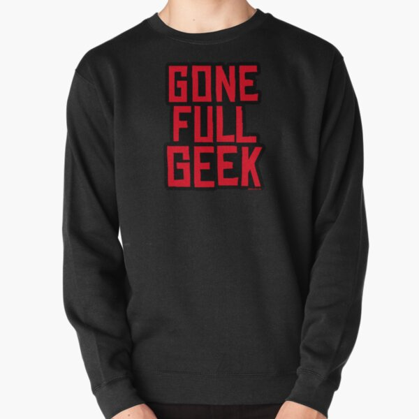"GoneFullGeek ""RDR Dead"" Stacked Pullover Sweatshirt"