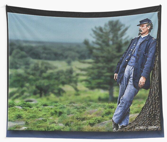 Gettysburg by Richard  Gerhard