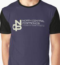 North Central Positronics Graphic T-Shirt