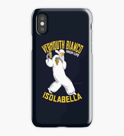 Vermouth Isolabella iPhone Case