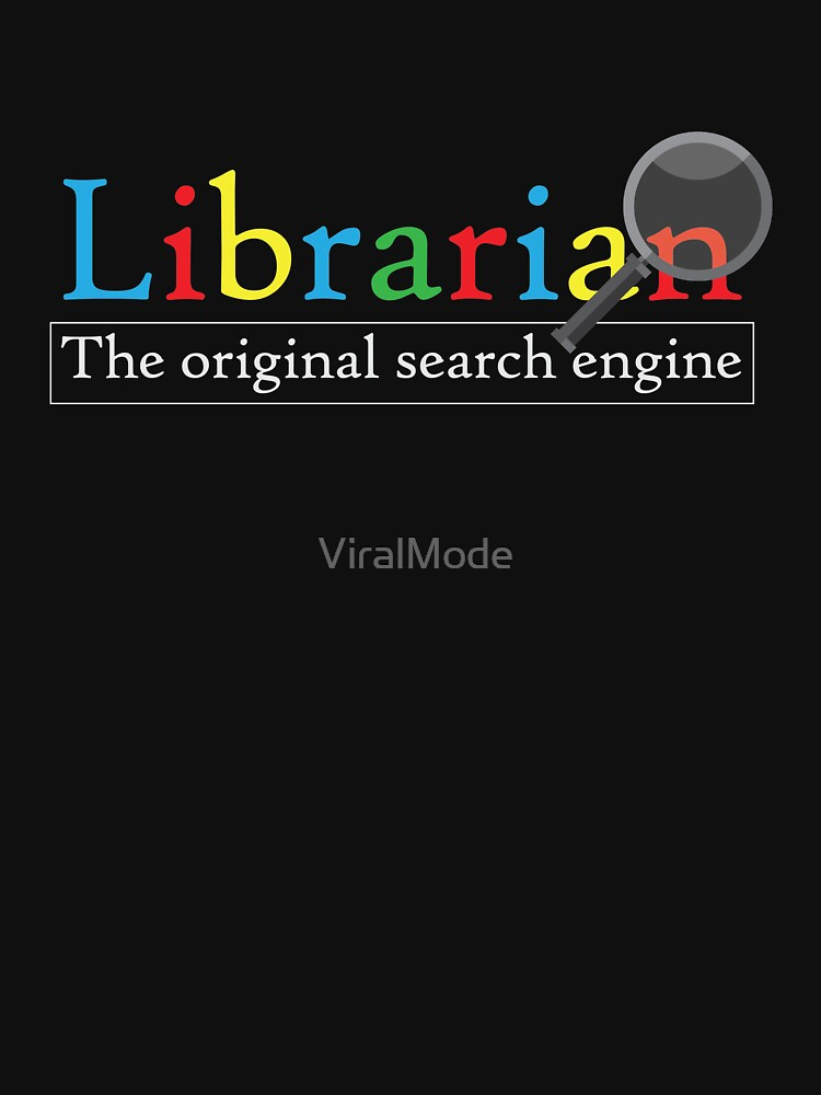 Librarian The Original Search Engine by ViralMode