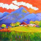 Murwillumbah Cane Farm.  by Virginia McGowan