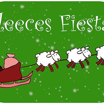 Fleeces Fiestas Sticker by Perspectvas