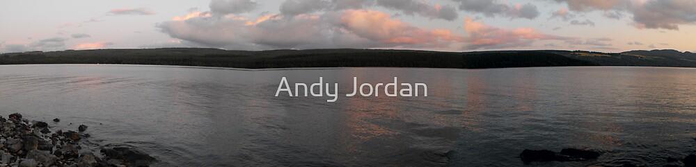 Loch ness by Andy Jordan