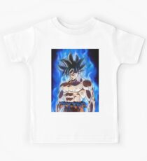 Dragon Ball Super - Goku New Transformation Ultra Instinct Kids Clothes