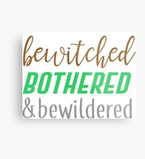 buffy - bewitched, bothered & bewildered Metal Print