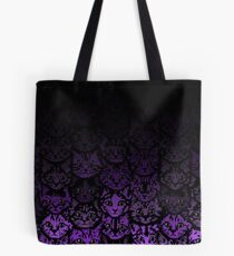 Kittens - Purple Fade Tote Bag