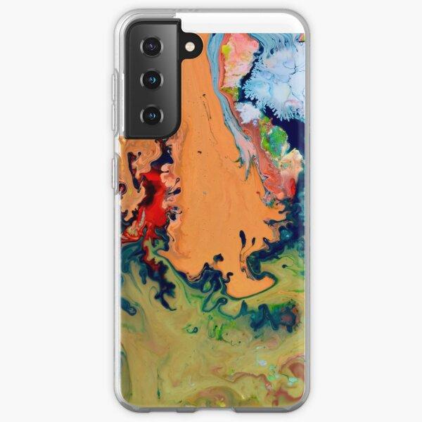 Magie abstraite 9 Samsung Galaxy Soft Case