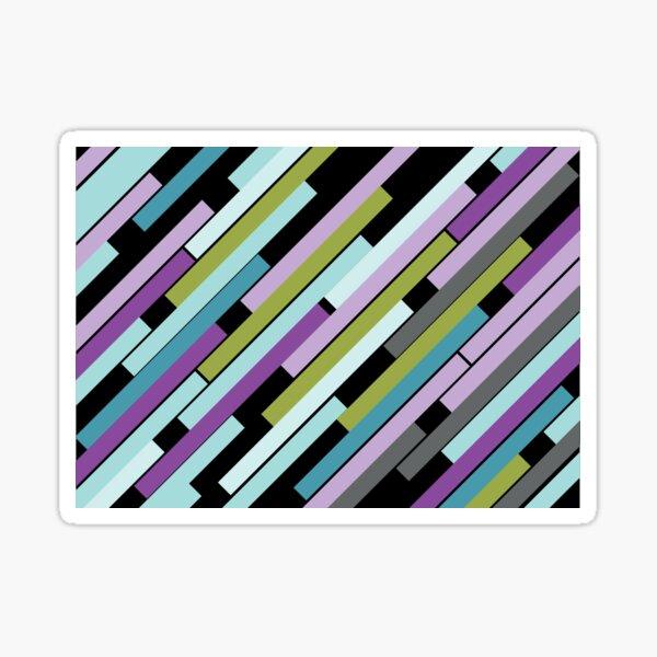 Linear - Radge Colourway Sticker