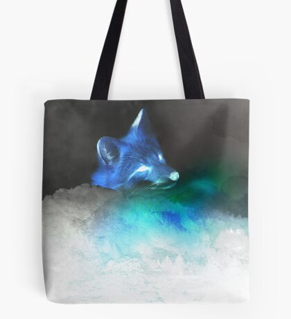 Inverted—Fox Upon a Time Tote Bag